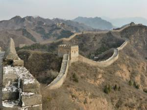 Cina, Grande Muraglia, Jinshanling