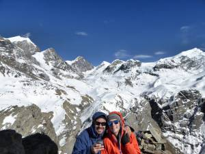 Nepal,  circuito dell'Annapurna, Thorung High Camp