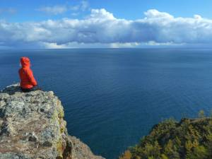 Russia, lago Baikal, isola di Olkhon