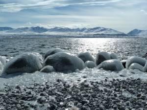 Mongolia, Altai, lago Tolbo Nuur