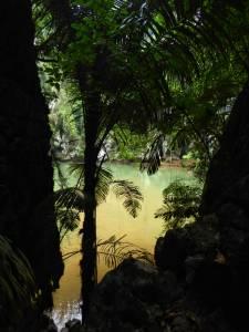 Thailandia, Railay, laguna di Sa Phra Nang