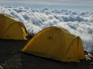 Indonesia, Lombok, Mount Rinjani trekking